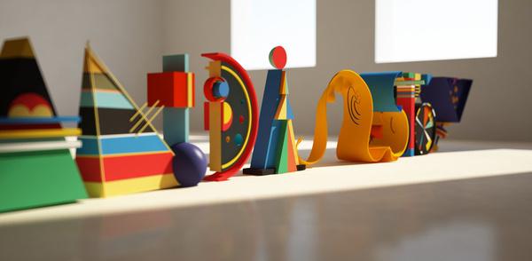 KANDINSKY TYPE on Typography Served #kandinsky