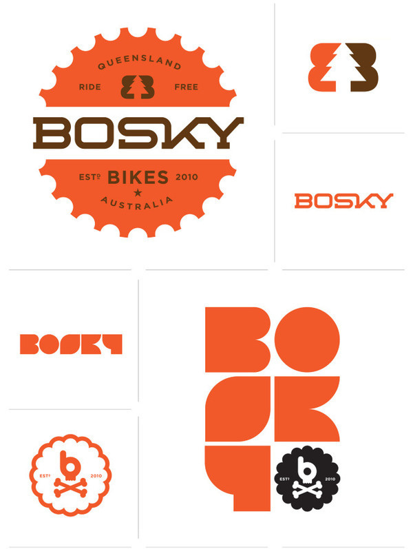 Logos + Icons on Behance by Allan Peters