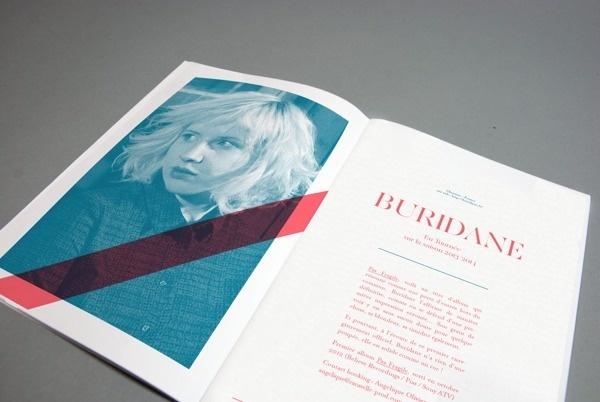 Catalog Cultural Centers #edition #page #book #grid #cerise #burridane #pantone #layout #editorial