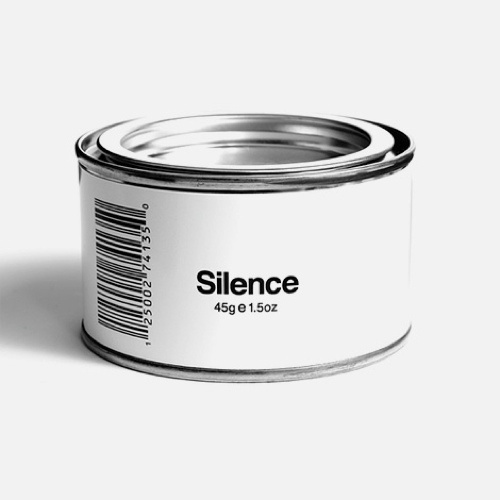 The Khooll #concept #can #silence
