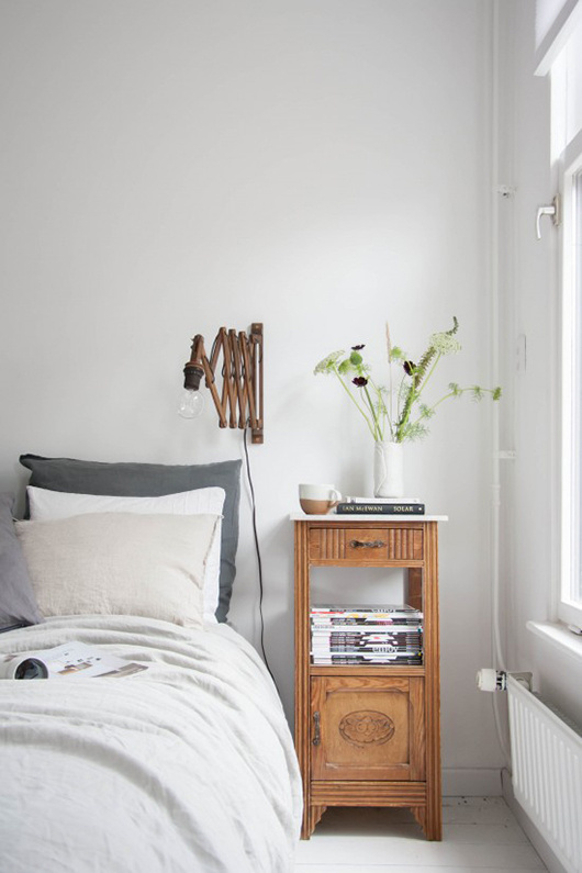 12 small space bedroom ideas / sfgirlbybay #lamp #furniture #bedding #interior