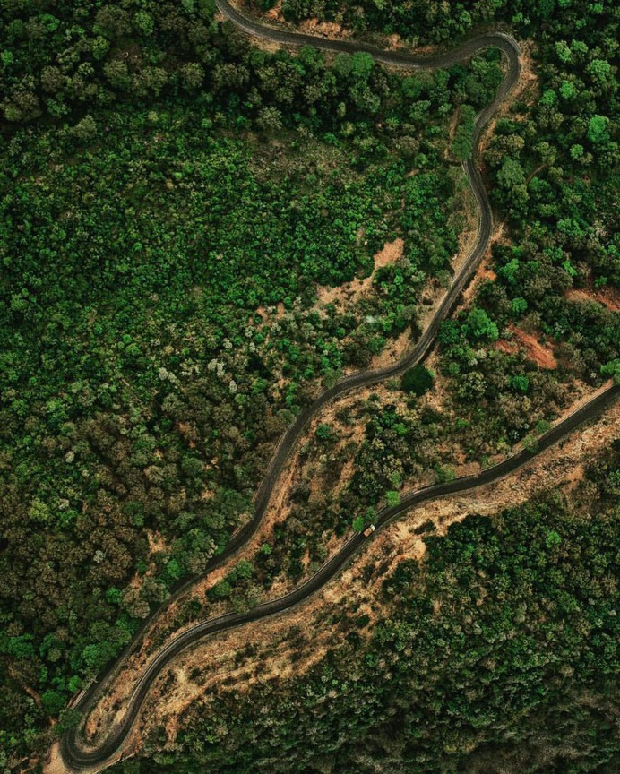 Kenya From Above: Stunning Drone Photography by Sam Muchai