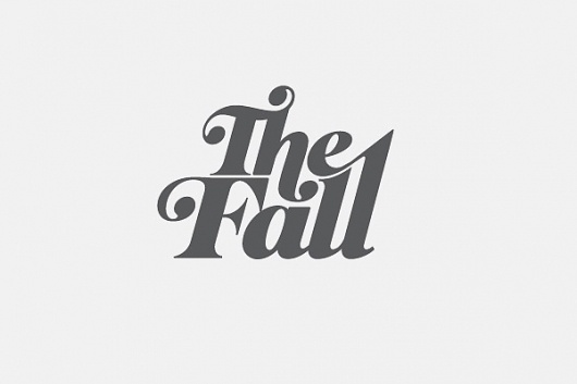 thefall.jpg 600×400 pixels #logo #typography