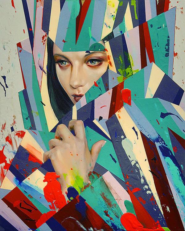 Erik Jones   PICDIT #painting #artist #design #art