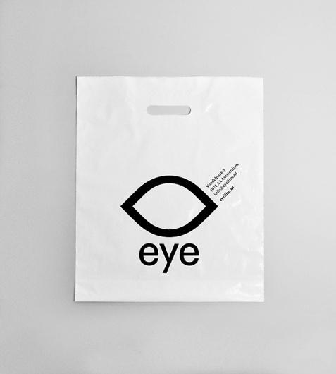 eye_bag2.jpg 670×744 pixels #branding #packaging #print #identity #bag