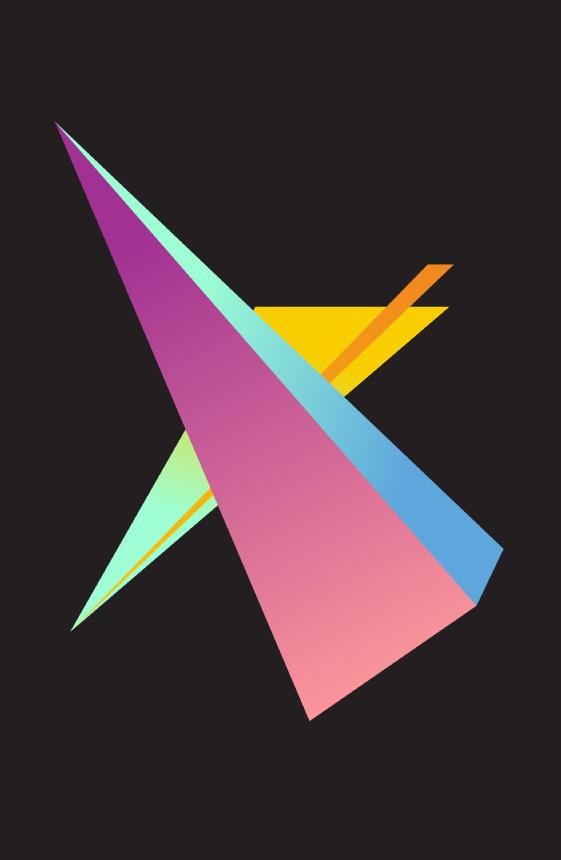 Lenovo Computers Matt Luckhurst #illustration #graphic #geometric