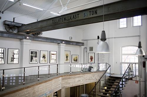 The Black Workshop #interior #design