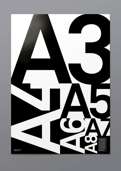 bureaunoirceur:Graphic design(A PosterbyPurpose, 2012, UK, viamaybeitsgreat) #design #graphic