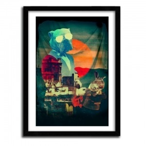 ABRACADABRA by ALI GULEC #print