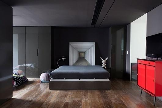 Houssein Jarouche's Apartment by Triptyque   Yatzer™ #intrerior