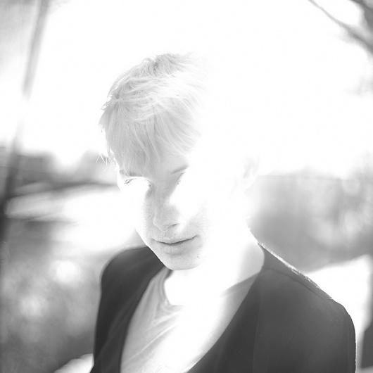 Monochrome Monday by Lars Venner | Art Sponge #white #lars #venner #black #monochrome #photography #portrait #and
