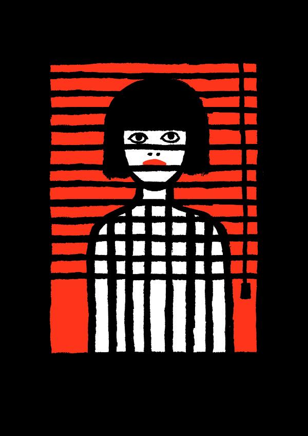 madame vertical.jpg #jean #illustration #jullien