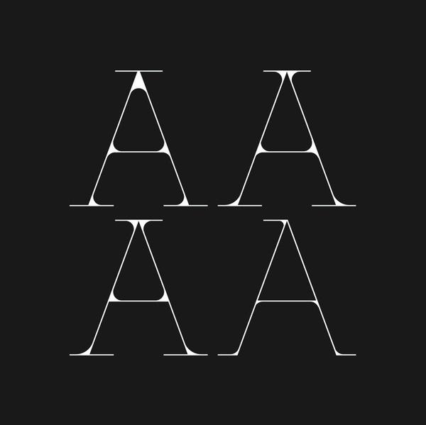 Upset Serifs #lettering #serif #design #sans #letter #type #typography