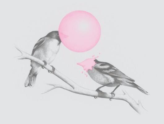 Dropular #illustration #bird