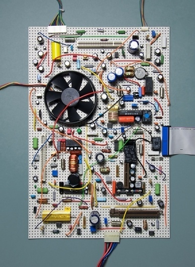 Design;Defined | www.designdefined.co.uk #circuit #board #2011
