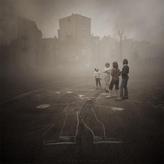 Surreal Photography by Leszek Bujnowski   123 Inspiration #surreal #photography