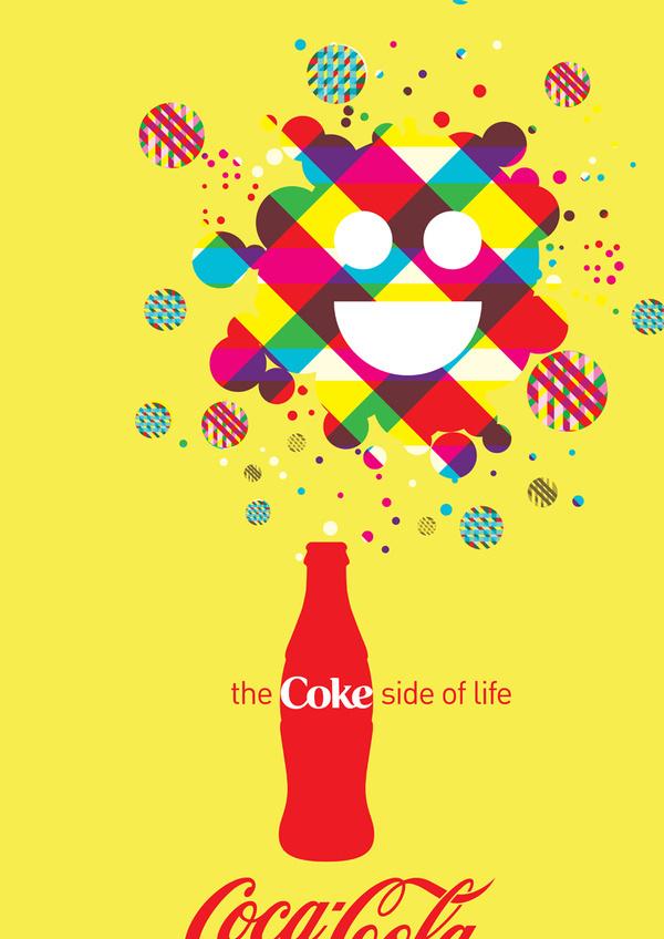Coca-Cola Art Archives #illustration