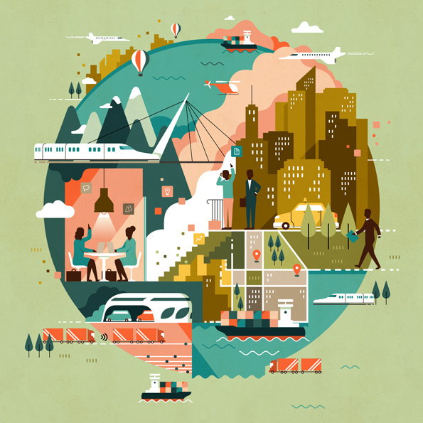 Synergy_Art_Vesa_sammalisto_Wired_Trends_2014_1 #illustration