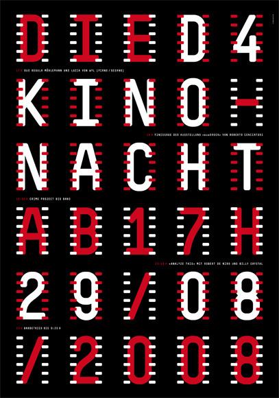 Narrenschiff #type #treatment #poster #typography
