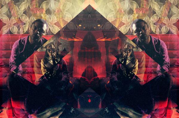SHABAZZ PALACES Leif Podhajsky #collage