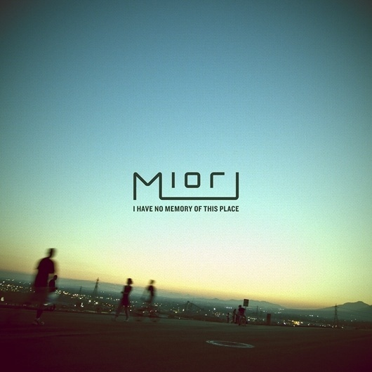Miori: I Have No Memory of This Place | WANKEN - The Art & Design blog of Shelby White #record #album #miori
