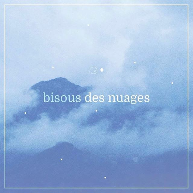 Carte postale, recherches - #bisous #petitnuage #montagne #cartepostale #postcard #graphisme #workinprogress #graphicdesign #papiercaillou #cloud #kiss