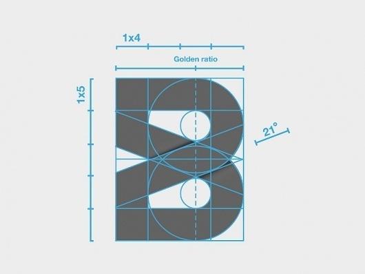 Jens Obel #jens #construction #ratio #design #graphic #golden #logo #media #brage #obel