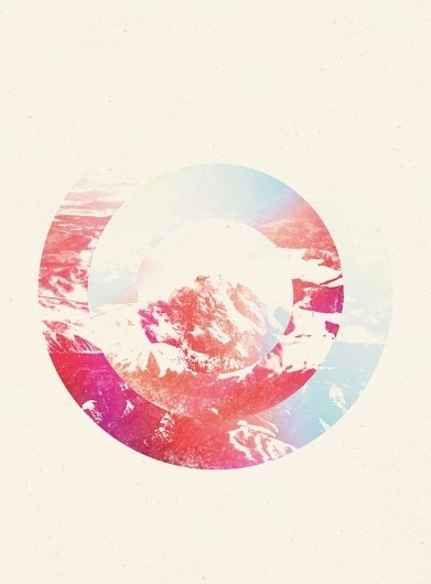 MTNS Art Print by Luke Flynt | Society6