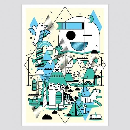 Community • Yigit Karagoz #illustration #community