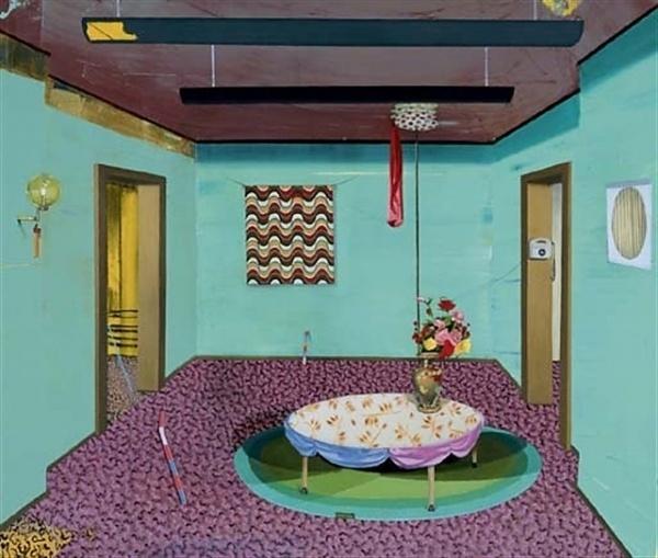wrongdistance.com #room #art