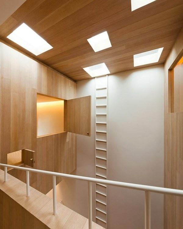 House for toy bears interior inside #bears #toys #house #modern #teddy #art #bear
