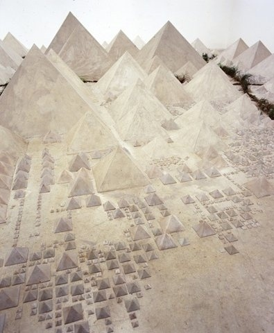 FFFFOUND! | the cosmos of enlightened vision #pyramid #photo #sorted