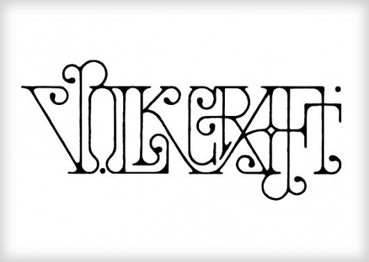 Volkcraft #type #lettering
