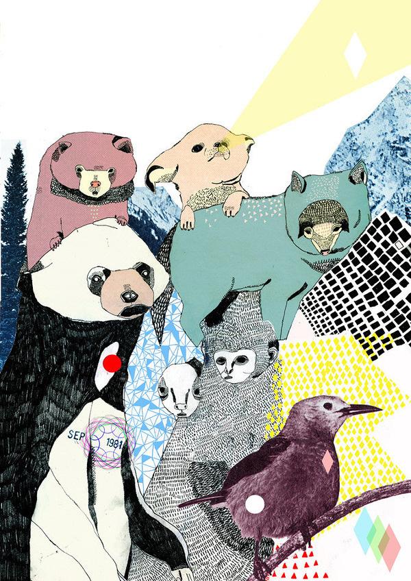 PERSONAL Julia Pott #illustration