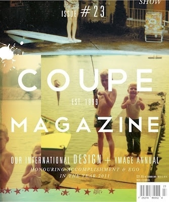 Cover Love Etcetera #cover #typw #magazine #coupe