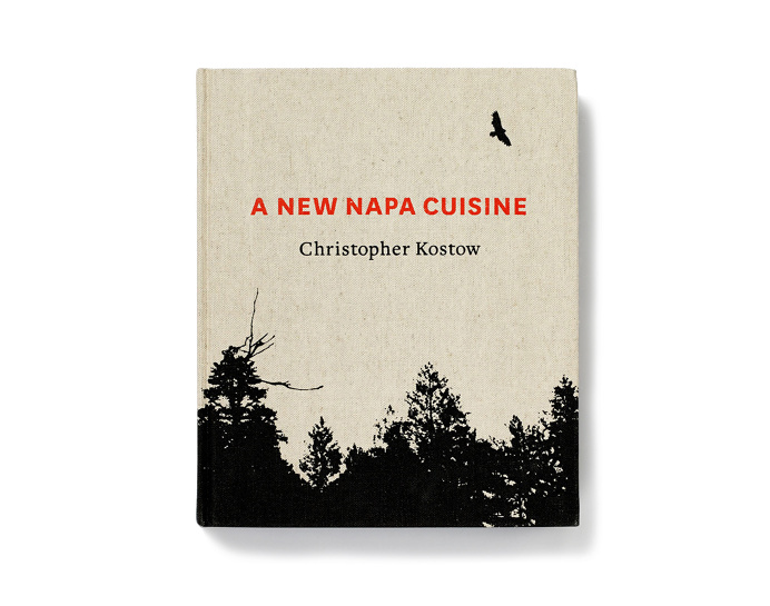 a new napa cuisine designed by cookbook food