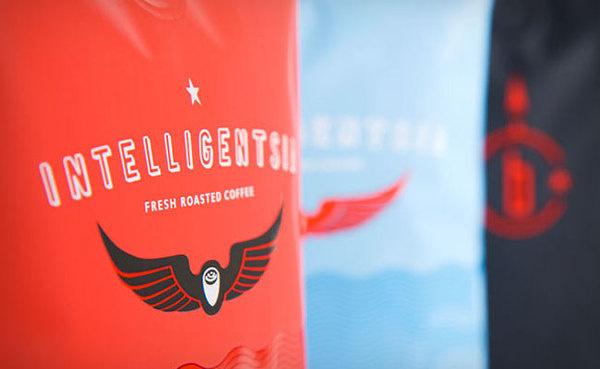 Intelligentsia Coffee Gear Patrol #packaging #coffee