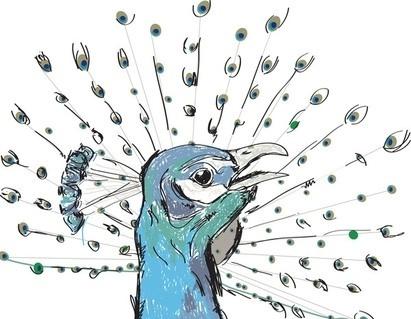 Doodlings on the Behance Network #illustration