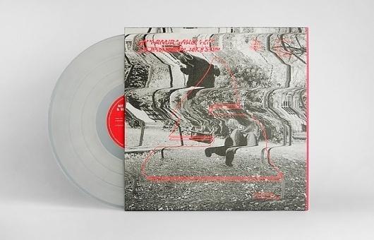 Ross Gunter — Folio Blog #packaging #fluorescent #record #cover #vinyl #artwork #scanned #music