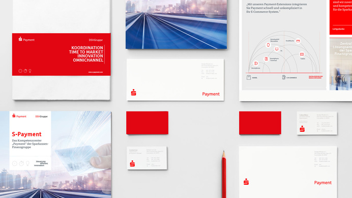 Deutscher Sparkassenverlag (S-Payment) — Südsolutions Layout, Print, Corporate Design, Corporate Identity, CI, CD, Broschüre, Business
