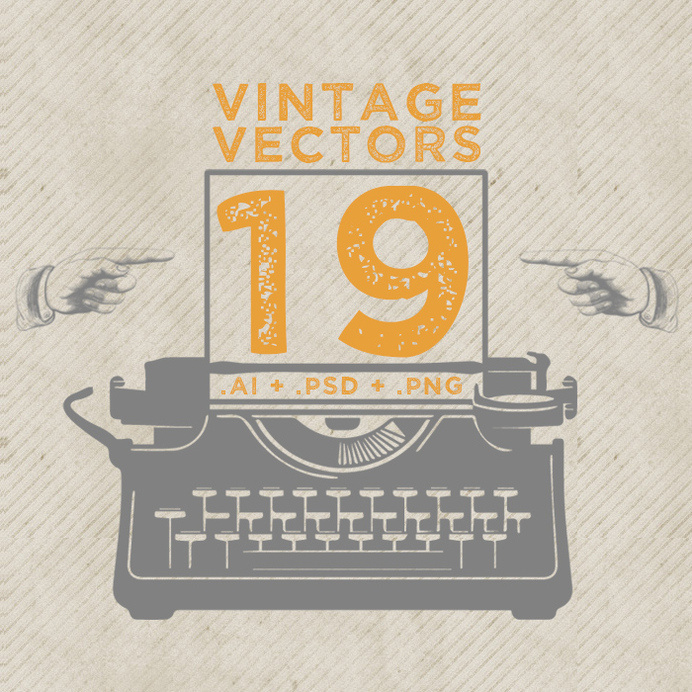 Stylish Retro Vintage Vectors for sale! #vector #graphicdesign #designresources #illustration #vintage #clipart