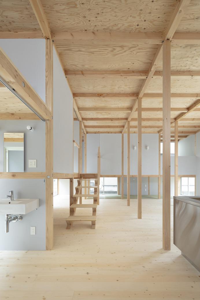 K House by Kitamura Naoya Architects