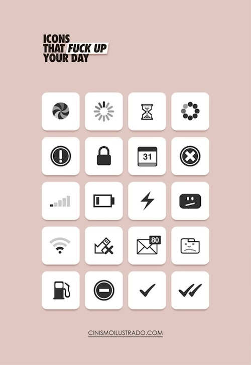 Icons that fuck up your day #tumblr #icons #bad #cool