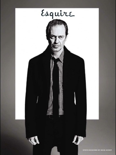 listras #magazines #steve #esquire #styling #cover #photography #buscemi