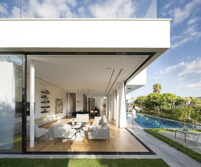 Rishon LeZion House - Shachar Rozenfeld Architects 1