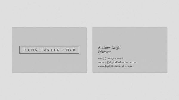 Matthew Hancock #logotype #hancock #business #card #design #graphic #marque #matthew #minimal #fashion #logo