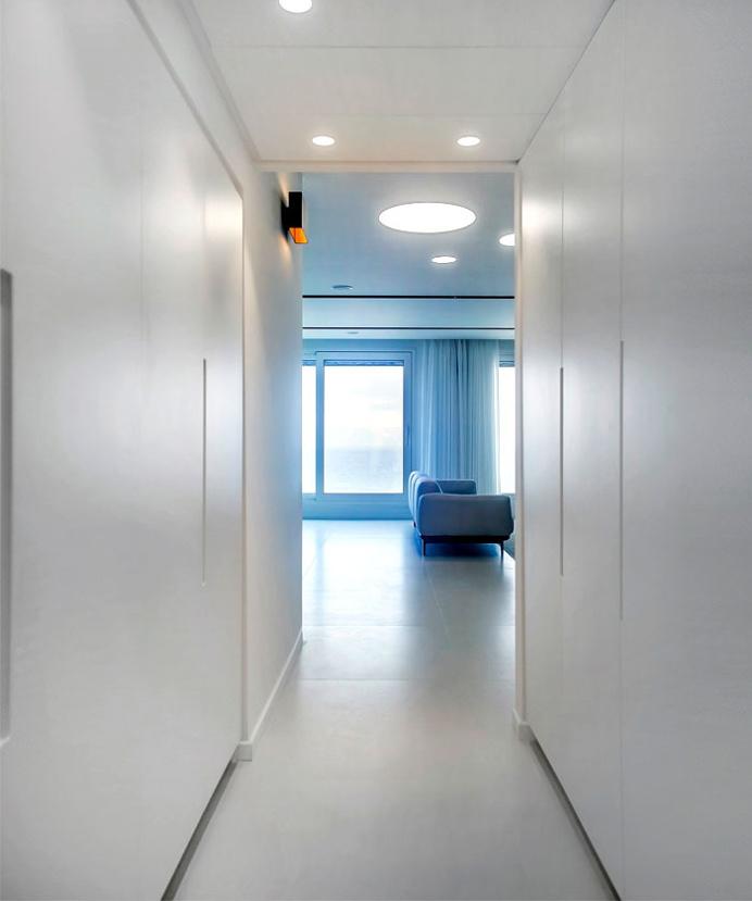 Trendy Dark Colored Apartment in Tel Aviv - #decor, #interior, #homedecor,