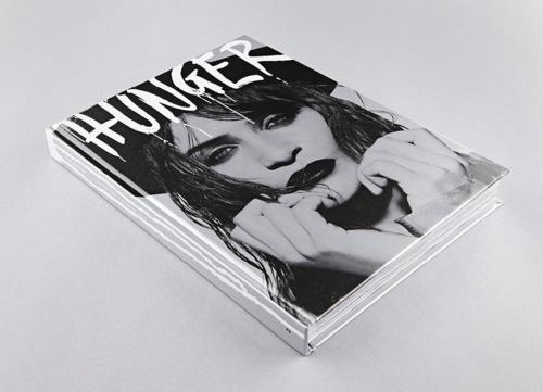 Helena x Hunger #layout #magazine
