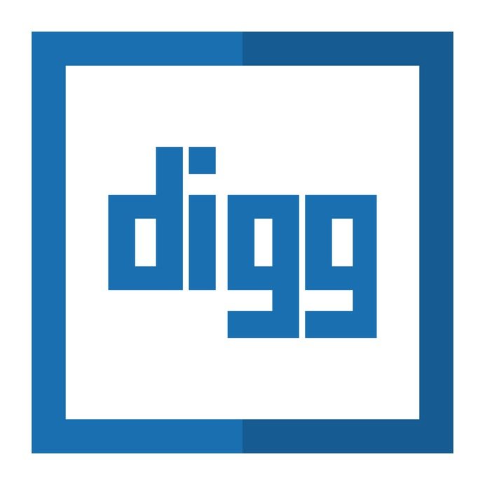 See more icon inspiration related to digg, logo, logotype, logos, social network and social media on Flaticon.