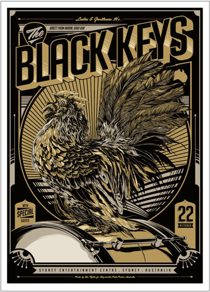 GigPosters.com Black Keys, The #poster